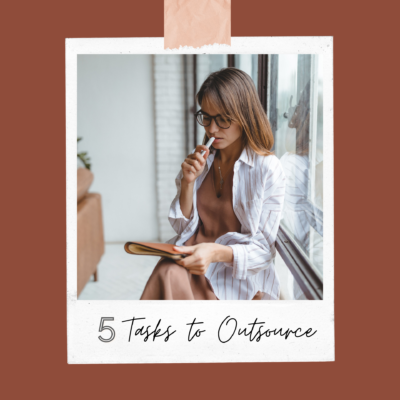 5 Tasks to Outsource